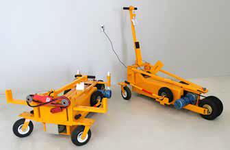 Ground Handling Tow Carts
