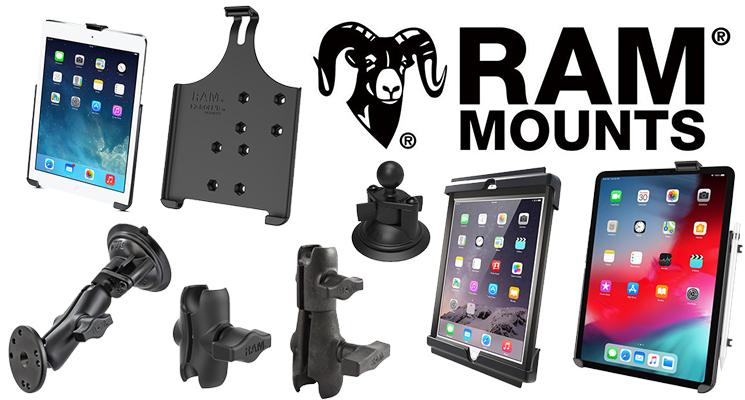 RAM Mounts Gerätehalterungen Tablet Smartphone
