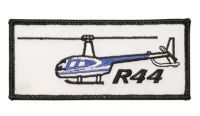 Robinson R44 Aufnäher