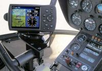 Gps Mount for Robinson R44