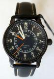 Fortis Pilot Professional GMT Black 596.18.11