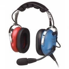 Pilot Headset für Kinder Blau Rot PA-1151ACB