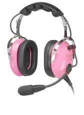 Pilot Headset für Kinder Pink PA-1151ACG
