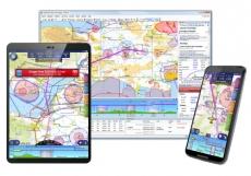 SkyDemon VFR Flugplanungs- und Navigationssoftware