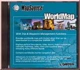 Garmin Map Source World Map