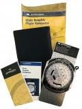 Jeppesen CSG Metall Navigationsrechner