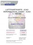 ICAO Karte Österreich 2019