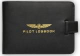 Flugbuchhülle Pilot Logbook