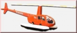 Matchbox Robinson R 44 Clipper II