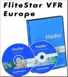 Jeppesen FliteStar VFR Europa - Vollversion 9.x