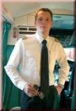 Pilotenhemd Herren langarm