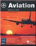 Aviation English Buch und CD/DVD