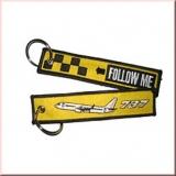 Schlüsselanhänger FOLLOW ME Boeing 737