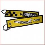 Schlüsselanhänger FOLLOW ME A380