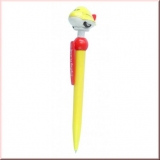 ZigZag PLANE - Kugelschreiber yellow