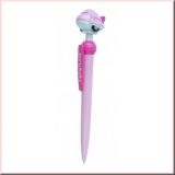 ZigZag PLANE - Kugelschreiber pink