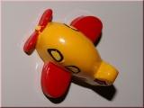 Mini-Magnet Plane 3D