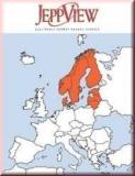 JeppView VFR Skandinavien - JVVSX