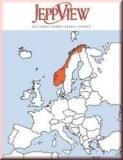 JeppView VFR Norwegen - JVVNO