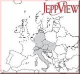 JeppView IFR Österreich Nachbarn - JVAUT