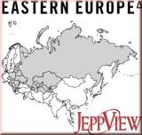 JeppView IFR MFD Osteuropa - JVEEU