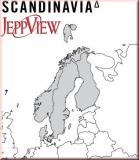 JeppView IFR MFD Skandinavien - JVSCA