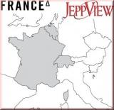 JeppView IFR MFD Frankreich - JVFRA