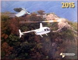 Robinson Helicopters Kalender 2015