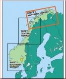 ICAO Karte Norwegen - Nord
