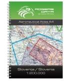 VFR Luftfahrtatlas Slowenien / Letalski Atlas Slovenija 2017