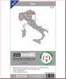ICAO Karte Italien LI-2 Aerotouring VFR 2016