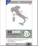ICAO Karte Italien LI-3 Aerotouring VFR 2016