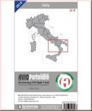ICAO Karte Italien LI-5 Aerotouring VFR 2016