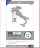 ICAO Karte Italien LI-7 Aerotouring VFR 2016