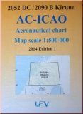ICAO Karte Schweden - Kiruna
