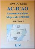 ICAO Karte Schweden - Lulea