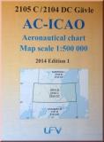 ICAO Karte Schweden - Gävle