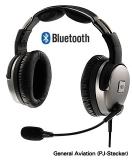Lightspeed Zulu PFX ANR Headset PJ-Stecker