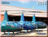 Robinson Helicopters Kalender 2014