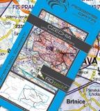 VFR Luftfahrtkarte Tschechien / Czech Republic 2017