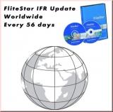 Jeppesen FliteStar IFR Update - Weltweit, alle 56 Tage