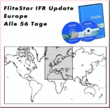Jeppesen FliteStar IFR Update - Europa, alle 56 Tage