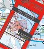 VFR Luftfahrtkarte Italien Center / Italy Center 2017