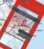 VFR Luftfahrtkarte Italien Süd / Italy South 2017