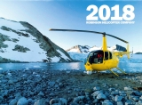 Robinson Helicopters Kalender 2018