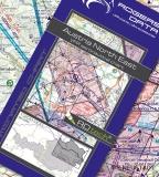 VFR Luftfahrtkarte Niederösterreich & Wien – Lower Austria & Vienna 2017