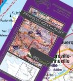 VFR Luftfahrtkarte Frankreich Nordost / France Northeast 2017