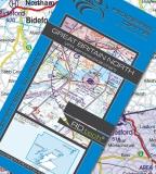 VFR Luftfahrtkarte England Nord / Great Britain North 2018