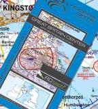 VFR Luftfahrtkarte England Zentrum / Great Britain Center 2018