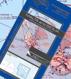 VFR Luftfahrtkarte Malta und Sizilien - Malta and Sicily 2018